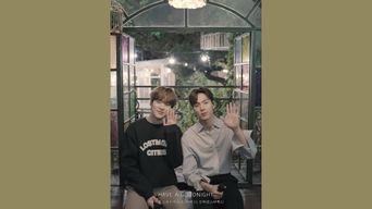 MONSTA X' ShowNu & MinHyuk - 'HAVE A GOODNIGHT' Live Clip | Webtoon 'She is My Type' Collaboration Sound