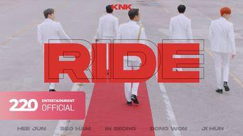 KNK – 'RIDE' Official MV
