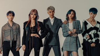 Rookie K-Pop Group CHECKMATE Is Unique For 2 Main Reasons