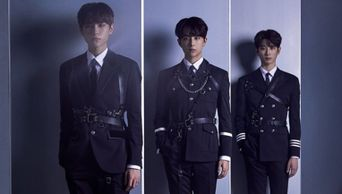 BDC 1st EP 'The Intersection : Belife' Concept Photo