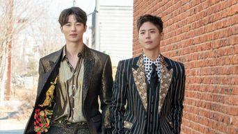 QUIZ: Should You Date Sa HyeJoon [Park BoGum] Or Won HaeHyo [Byeon WooSeok]? ('Record Of Youth')