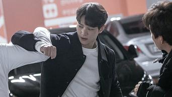 Joo Won, 'Alice' Drama Set Behind-the-Scene - Part 3