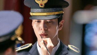 Joo Won, 'Alice' Drama Set Behind-the-Scene