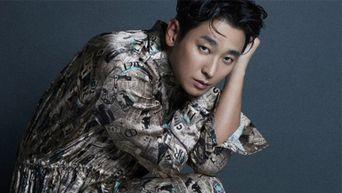 Ju JiHoon For Harper's BAZAAR Taiwan Magazine September Issue