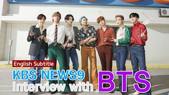 KBS News9 Interview with BTS [ENG / 2020.09.10]