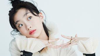 Kim DaMi For Cosmopolitan Magazine September Issue