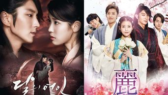 16 K-Drama Posters That Changed Completely In Their Japanese Version