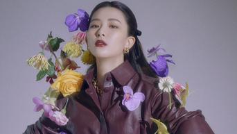 Red Velvet's SeulGi For ELLE Korea Magazine October Issue