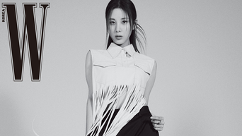SeoHyun For W Korea Magazine September Issue