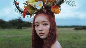 OH MY GIRL's YooA 1st Mini Album 'Bon Voyage' Concept Photo