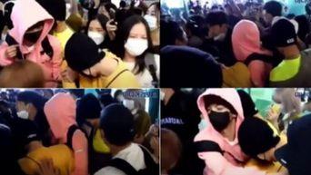 Worst K-Pop Airport Mobbings In 2020