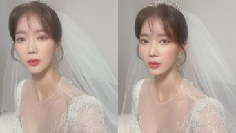 Fans & Netizens Are In Love With Im SooHyang In A Wedding Dress