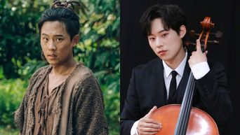 """""""Arthdal Chronicles' Actor Kim SungCheol Transforms Into Attractive Cello Musician In 'Do You Like Brahms?'"""