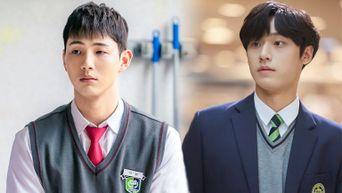 Top 9 Handsome Actors In School Uniforms In September Dramas