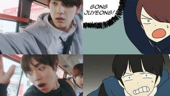 Fans Compare The First Episode Of The Web Drama 'Love Revolution' With The Webtoon