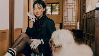 MAMAMOO's HwaSa Appears In GUCCI X Conde Nast 'Reservation For One' Project