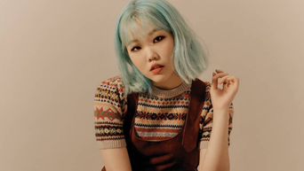 AKMU's Lee SuHyun For Marie Claire Magazine November Issue