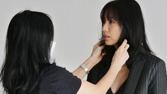 Lee HyoRi, Photoshoot Behind-the-Scene