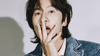 Lee KwangSoo For Esquire Korea Magazine October Issue