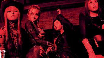 Refund Sisters For W Korea Magazine November Issue