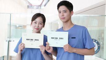 Seo HyunJin, 'Record Of Youth' Drama Set Behind-the-Scene