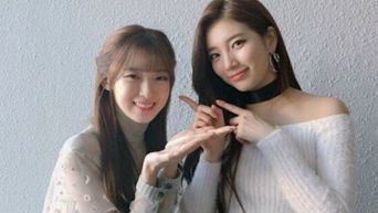 Can You Tell If This Is Suzy Or Arin?