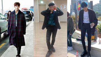 5 K-Pop Male Idols With Boyfriend Material Autumn Fashion Part 2