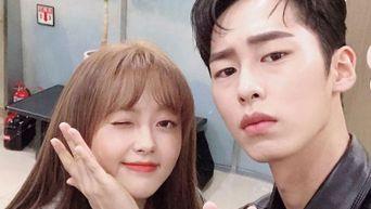 Lee JaeWook & Go Ara Post Cute Pictures Ahead Of Drama 'Do Do Sol Sol La La Sol' Premiere