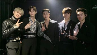 2020 NU'EST Online Fanmeeting <L.O.Λ.E PAGE>: Live Stream And Ticket Details