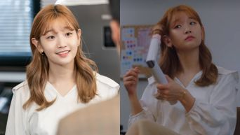 Find Out About Park SoDam's Hair Styling Machine In 'Record Of Youth'