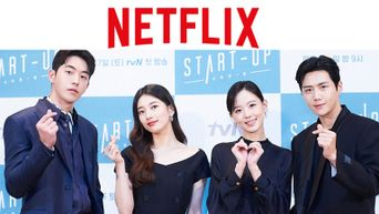 New Drama 'Start-Up' Tops Most Popular Netflix Programs Currently In Korea