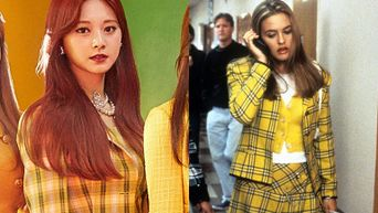 Netizens Notice How TWICE's TzuYu Reminds Many Of Cher From 'Clueless'