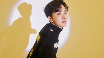 BTS's J-HOPE For weverse Magazine Photoshoot