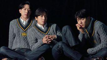 CNBLUE 8th Mini Album [RE-CODE] Teaser Photo