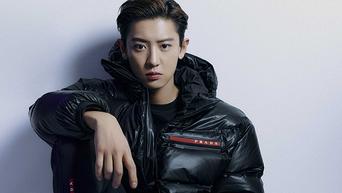 EXO's ChanYeol For DAZED Korea Magazine November Issue