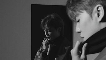JYJ's Kim JunSu For 1st Look Magazine November Issue
