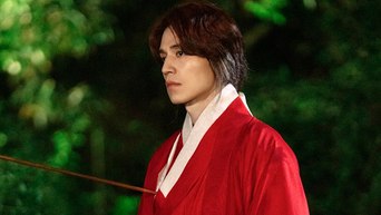 Lee DongWook, 'Tale of the Nine Tailed' Drama Set Behind-the-Scene - Part 3
