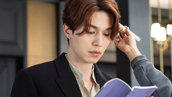 Lee DongWook, 'Tale of the Nine Tailed' Drama Set Behind-the-Scene - Part 5