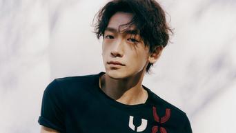 Rain For GQ Korea Magazine December Issue