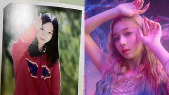 Pre-debut Photos Of aespa's Winter Finally Surfaced Online