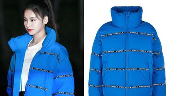 Puffy Winter Jackets Are Always South Korea's Winter Essentials, Even For K-Pop Idols