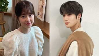 NCT's JaeHyun & Park HyeSu Spotted Filming For Drama 'Dear.M'
