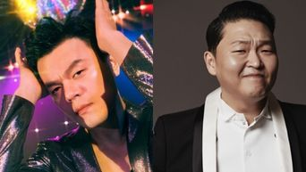 Park JinYoung From JYP Ent And PSY From P-Nation To Launch K-Pop Boy Group Audition Program 'LOUD'