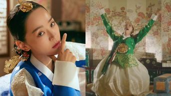 Shin HyeSun Is Hilarious In Teaser Of Her First Historical Drama 'No Touch Princess'