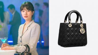 6 Beautiful Handbags Of Suzy In 'Start-Up'