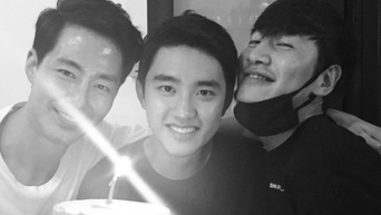 Jo InSung Reveals How D.O & Lee KwangSoo Gives Him A Hard Time When Together