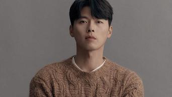 Hyun Bin For Esquire Korea Magazine January Issue