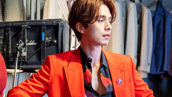 Lee DongWook 'Tale of the Nine Tailed' Drama Set Behind-the-Scene - Part 8