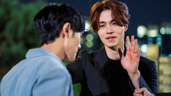Lee DongWook 'Tale of the Nine Tailed' Drama Set Behind-the-Scene - Part 9