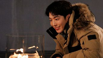 Nam JooHyuk, Commercial Shooting Behind-the-Scene - Part 2